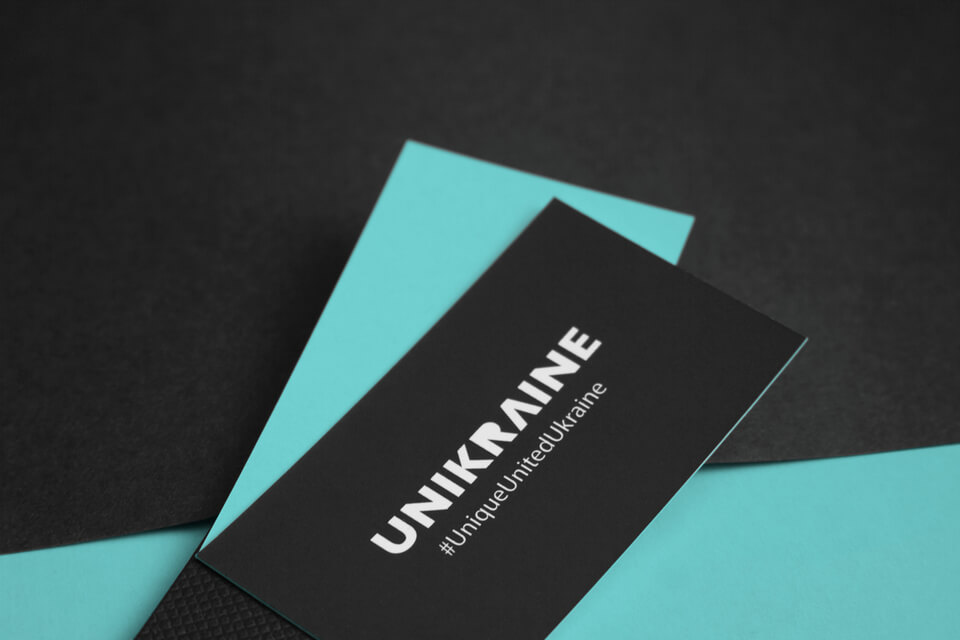 UNIKRAINE [1/13] → Branding Boutique The Whyte
