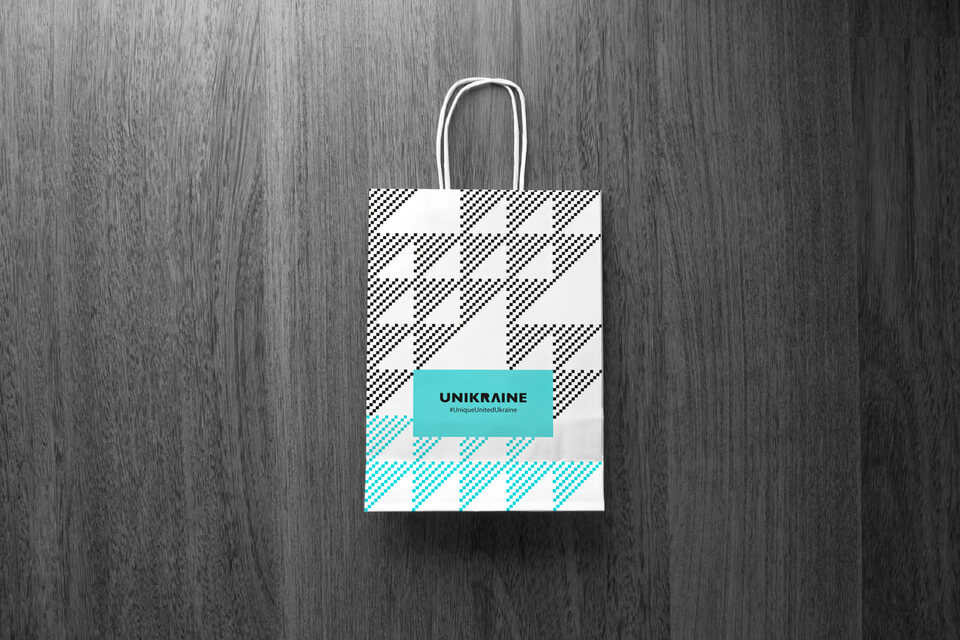 UNIKRAINE [7/13] → The Whyte is a branding agency, only quality branding